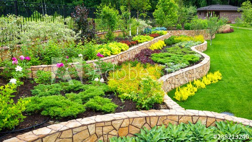 Landscape Garden Design - Planning and Design Tips